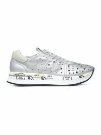 【限定価格セール!】 レディーススニーカー Premiata ARGENTO Sneakers Conny 2966 Premiata-靴・シューズ