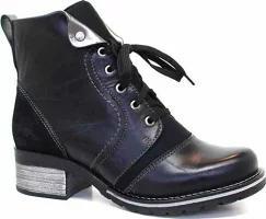 【第1位獲得!】 Leath Neo Neoprene Karissa レディースシューズ Black Dromedaris Dromedaris Ankle Boot-靴・シューズ