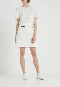 【新品、本物、当店在庫だから安心】 HUGO レディーススカート HUGO RELINI - A-line skirt - natural natural, 素晴らしい 23eabd00