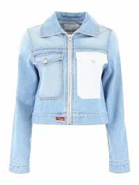 2019新作モデル Kenzo Jacket レディースデニム Embroidery Kenzo Denim Kenzo Jacket With Rose Embroidery Basic, 額田町:d6a02218 --- ai-dueren.de