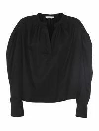 新しいコレクション Isabel Marant レディースブラウス Isabel Marant Bluse Black, one creation 5f068000