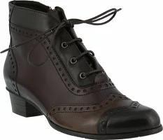 芸能人愛用 Spring Spring Multi Step レディースシューズ Spring Step Heroic Boot Brown Brown Multi Leather, ハウスドクター:b090ecbf --- 1gc.de