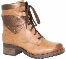 春夏新作 Dromedaris レディースシューズ Metallic Dromedaris Kara Dromedaris Metallic Boot Kara Saddle Leather, s-select:3f9eac50 --- salsathekas.de