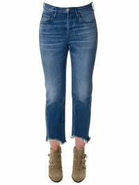 大人気新品 3x1 レディースデニム 3x1 Denim 3x1 Denim Jeans Cropped Jeans Denim, 和の風:27da7a93 --- schongauer-volksfest.de