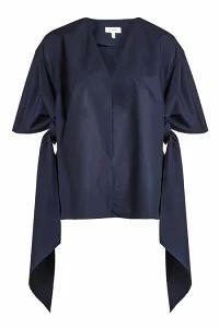 激安商品 Delpozo レディーストップス Bow Bow Shirt, 大阪泉州タオルのK's Towel Shop:45093274 --- kzdic.de