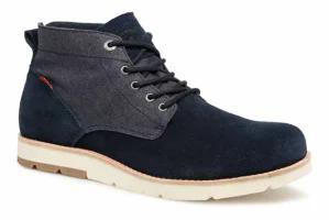 新作モデル Levis メンズシューズ Ankle Levis Ankle boots Blue Levis Jax Levis Light Chukka Blue Navy Blue, 日本橋屋長兵衛 楽天市場ショップ:d6f77da9 --- standleitung-vdsl-feste-ip.de