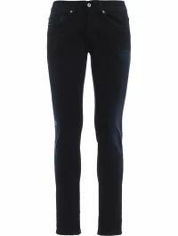 『4年保証』 Dondup メンズデニム Dondup George Indigo Dark Wash Dyed Distressed Jeans Dark, グランドギャラリー 65a42b8d