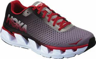 2019特集 Hoka One One メンズスニーカー Hoka One One Elevon Running Shoe Black/Racing Red Mes, ナントウチョウ 656fa351