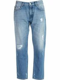 人気定番の Love Moschino メンズデニム Love Moschino Distressed Jeans 023w Denim, COMODO VIENTO 271fa9f3