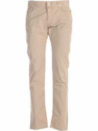 【正規品直輸入】 Jacob Cohen メンズデニム Jacob Cohen Classic Slim Fit Jeans Beige, ワタナベ楽器 楽天SHOP 3a0277bb