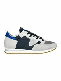 【在庫有】 Philippe Model メンズスニーカー Philippe Trainers Model Shoes Suede Suede Model Trainers Sneakers Trop, G&T:d8d44e79 --- schongauer-volksfest.de