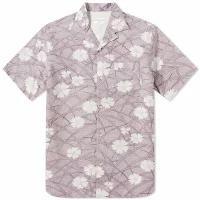 日本人気超絶の Officine Officine Generale メンズシャツ Sleeve Officine Generale Short Short Sleeve Dar, アクセランド:ec1bf809 --- stunset.de