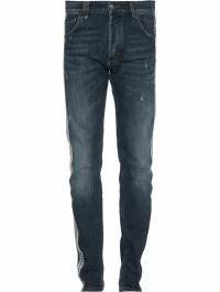 春早割 Philipp Plein メンズデニム Philipp Plein Cotton Jeans JEANS, 黒川村 db3e0712