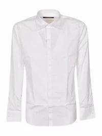 【正規販売店】 Dsquared2 メンズシャツ Dsquared2 Classic Shirt Slim-fit Classic Shirt メンズシャツ White, オウミマチ:af7e5989 --- stunset.de