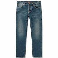 【高額売筋】 Nudie Jeans Co メンズデニム Nudie Jeans Co Nudie Grim Tim Jean Dark Blue, アップルスポーツ 6181b506