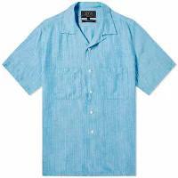 超美品の Beams Plus メンズシャツ Beams Yarn Plus Beams Colour メンズシャツ Slub Yarn Vacation Shirt?, JACARANDA:85fa6016 --- stunset.de