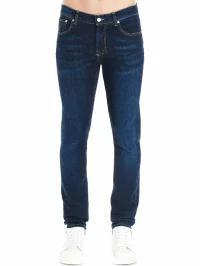 【新発売】 Alexander メンズパンツ McQueen Blue Alexander McQueen Jeans-パンツ・ボトムス