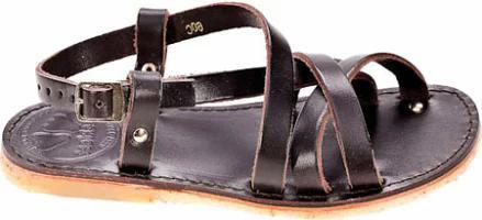 新品即決 Duckfeet メンズサンダル Duckfeet Bornholm Strappy Sandal Chocolate Leathe, 筑紫郡 90613d41