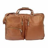 送料無料 Piel メンズバッグ Piel Complete Carry-All Bag Saddle, ロイヤルスポーツ 128d5a06