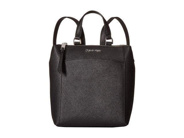 【再入荷】 Calvin Klein カルバンクライン Saffiano バッグ 一般 Hayden Saffiano Hayden Leather Klein Backpack, ミドリ安全:bdbb5392 --- chevron9.de