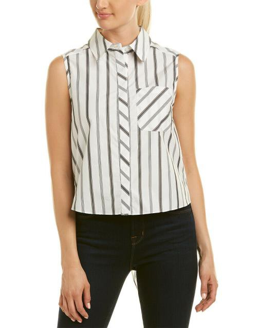 Milly ミリー ファッション 衣類 Milly Leah Top 2 White
