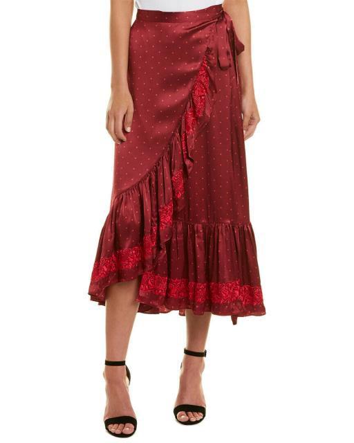 【返品交換不可】 ファッション スカート Figue Aurora Silk Skirt, RalphStream 16352dc9