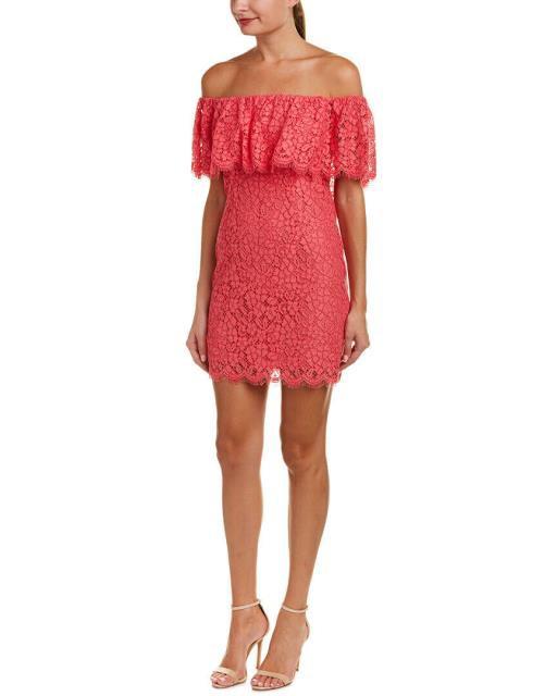 割引クーポン Rachel Zoe レイチェルゾー ファッション ドレス Rachel Zoe Zoe Adelyn Sheath ドレス Dress Dress 4, BELL4 実機販売:449b5507 --- paderborner-film-club.de