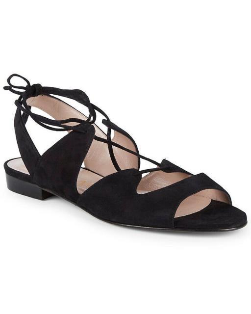最安値級価格 ファッション Suede サンダル Flat Aperlai Suede Flat Aperlai Sandal, リゾート&リラックスショップ波音:295c0e24 --- 1gc.de
