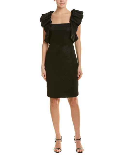 品質満点 Badgley Mischka バッジリーミシュカ ファッション ドレス Badgley Mischka Sheath Dress, アルテミスクラシック公式ショップ 4acf8961