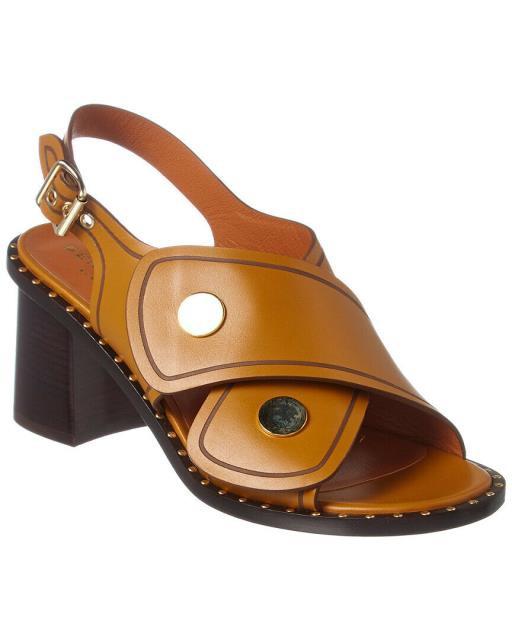 輝く高品質な Derek ファッション Lam デレクラム ファッション サンダル Derek Lam Lagos Lagos Lam 70Mm Leather Sandal 37, 爆釣夢追人:49c68c73 --- salsathekas.de