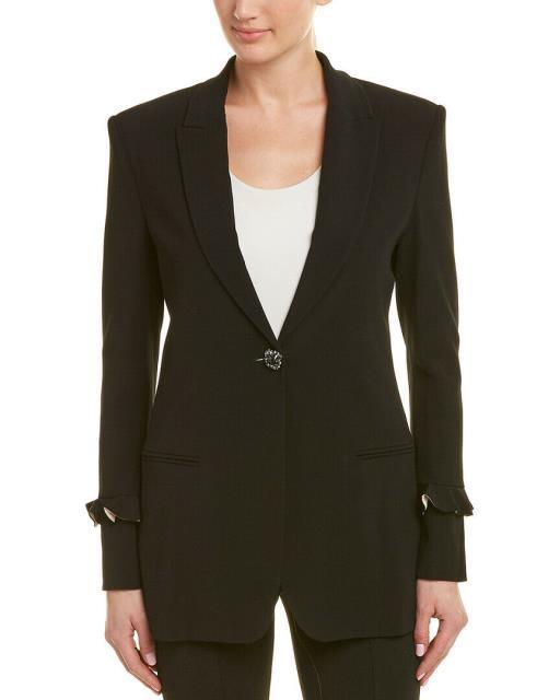 高品質の人気 ファッション フォーマル Jacket Pinko フォーマル Jacket ファッション 40 Black, CREO:27b5ee12 --- frauenfreiraum.de