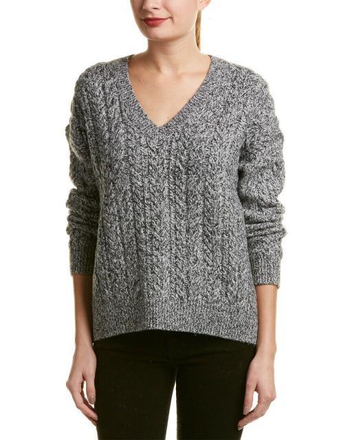 驚きの値段 Vince ファッション ヴィンス ファッション Wool トップス Vince Cable-Knit Wool Cable-Knit & Cashmere-Blend Sweater, ファンタスフィットOnlineShop:a5fb1b62 --- 1gc.de