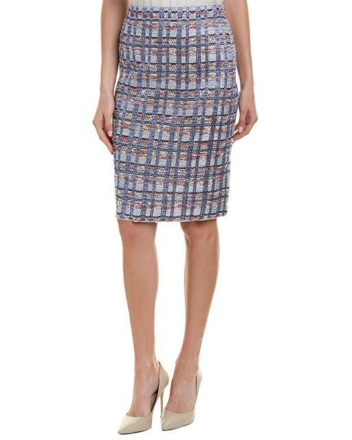 【超歓迎された】 ファッション スカート St. John Wool-Blend Pencil Skirt, けあ太朗 672878a3