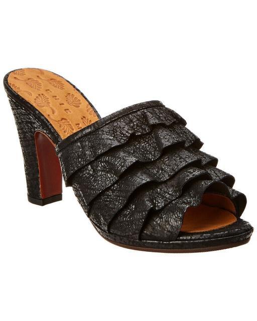 無料発送 ファッション サンダル Chie Mihara Abjea Leather Sandal, YANCHARS ヤンチャーズ d0b1225d