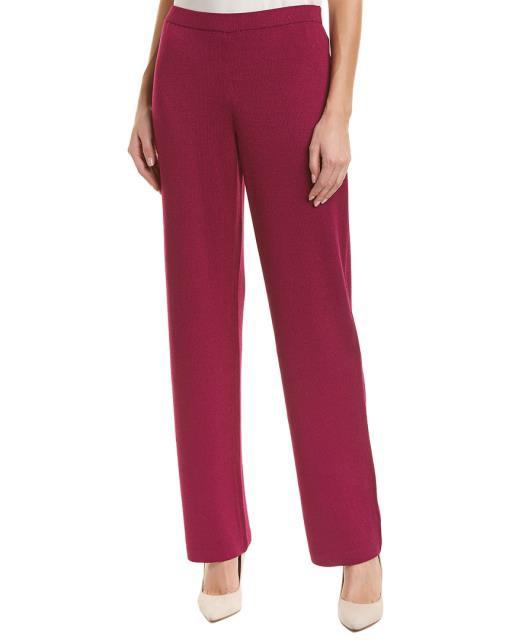 品質一番の ファッション 衣類 St. John Wool-Blend Pant, サカホギチョウ 8e052ab2