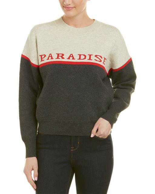 流行 ファッション トップス Isabel Marant Wool-Blend Pullover, rayon fcd99ca7