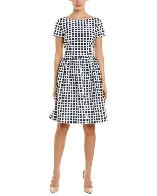 [定休日以外毎日出荷中] Renta ファッション ドレス Dress La Renta A-Line de オスカーデラレンタ De Oscar la Oscar-ドレス