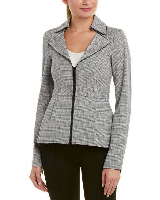 独特な Nanette Lepore Lepore ナネットレポー ファッション 衣類 Nanette 衣類 Lepore ファッション Jacket 2 Black, Rats Design Room:f835f0e7 --- chevron9.de