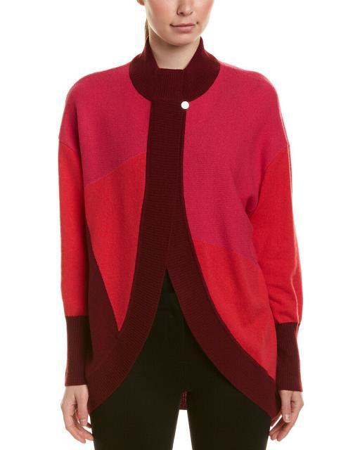最安値級価格 Red ファッション 衣類 St. John Cashmere St. Cardigan Cardigan Xp Xp Red, ジョイポート:b5183c7d --- chevron9.de