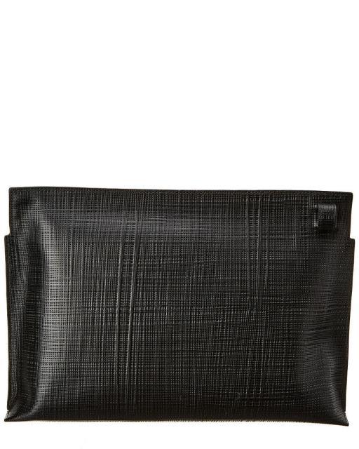 楽天 LOEWE ロエベ ファッション バッグ LOEWE Loewe Loewe T Leather Linen Pouch ロエベ Black, NAAGHAII:f20cbe27 --- 1gc.de