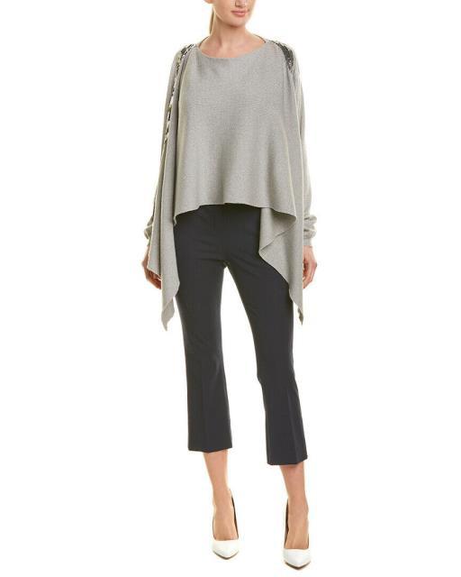 【代引き不可】 Oscar de M la Renta オスカーデラレンタ ファッション Wool 衣類 Oscar Renta De La Renta Wool Sweater M Grey, 花嫁わた:2d059c12 --- ai-dueren.de
