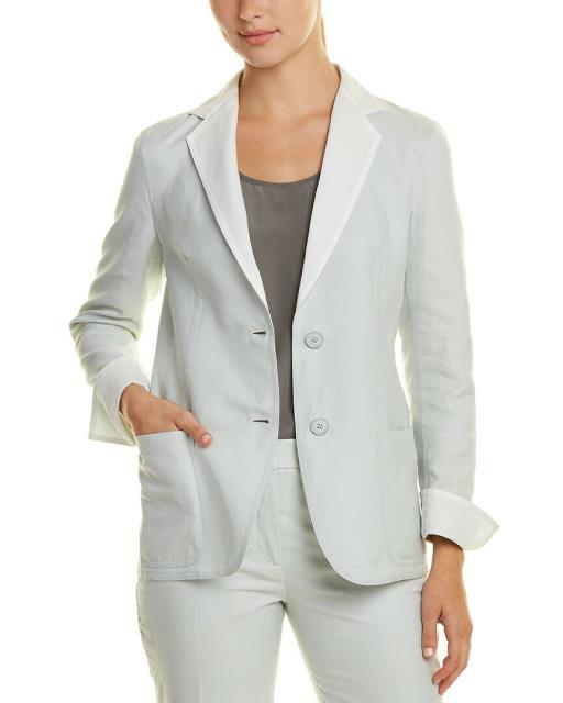 格安新品  Akris Akris アクリス ファッション 衣類 Akris 4 Jacket 衣類 4 White, N CUSTOM:cdfcb475 --- ballettstudio-gri.de