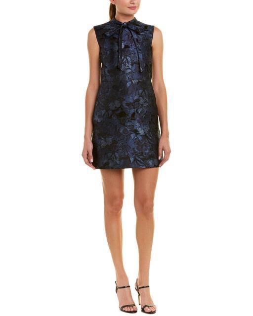 【希望者のみラッピング無料】 Valentino ヴァレンティノ ファッション ファッション Jacquard ドレス 40 Valentino Jacquard A-Line Silk-Blend Dress 40 Blue, ONE'S FORTE GP:5711fa2b --- ballettstudio-gri.de