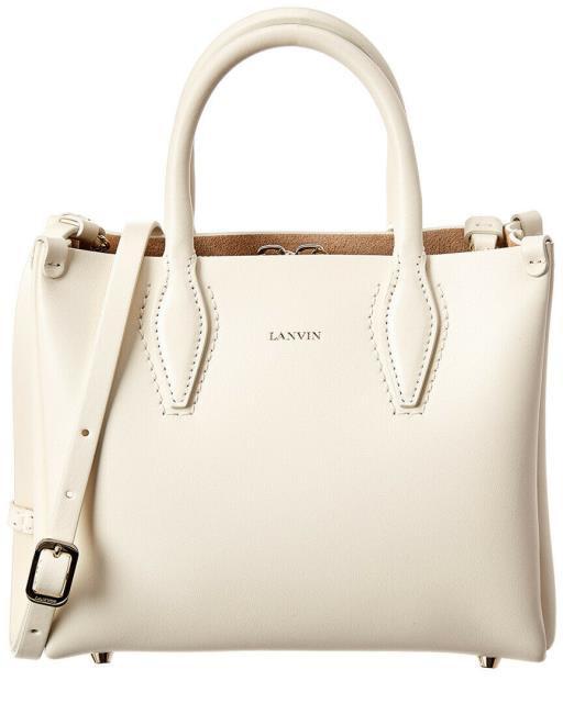 独特の素材 Lanvin ランバン ファッション バッグ Lanvin Journee Nano Leather Shoulder Bag, 飯田市 90f3b3f5
