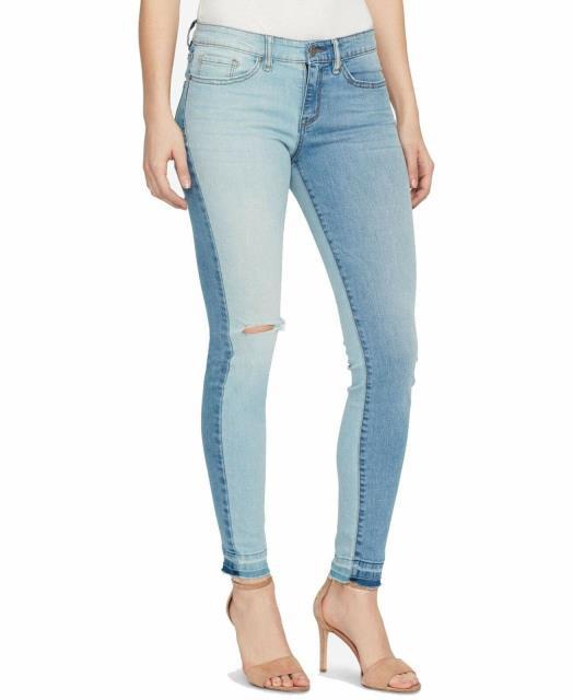 William Rast ウィリアムラスト ファッション パンツ William Rast NEW Blue Womens Size 26X30 Stretch Perfect Skinny Jeans