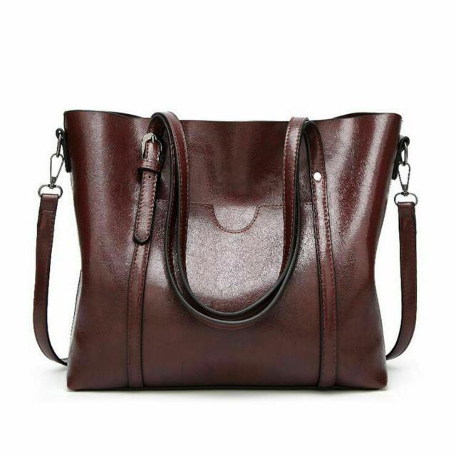 Rebecca Minkoff レベッカミンコフ ファッション バッグ Rebecca Minkoff NEW Black Leather Stella Large Top Handle Tote Bag