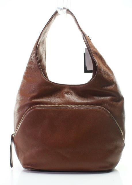 【税込】 DKNY バッグ ダナキャランニューヨーク ファッション Medium ファッション バッグ DKNY NEW Walnut Brown Leather Bianca Medium Hobo Shoulder Bag Purse, waitea.kobe:bd13f415 --- kzdic.de