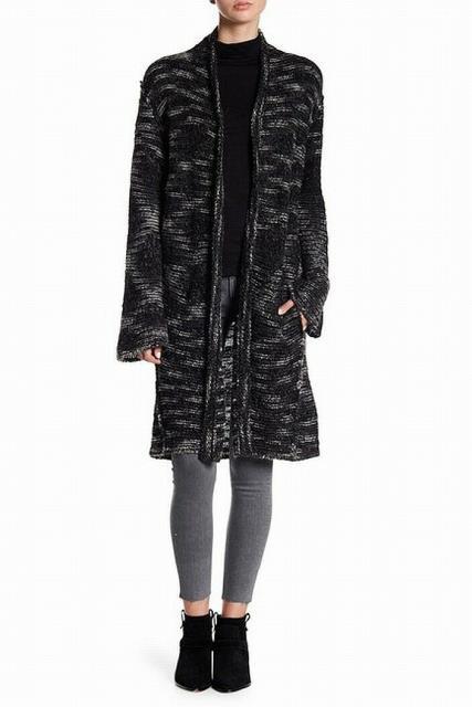 人気 Zadig Zadig & Voltaire ザディグ&ヴォルテール Voltaire ファッション Black トップス Zadig & Voltaire NEW Black Womens Size Small S Cardigan Wool Sweate, イタドリムラ:06e225f0 --- 1gc.de