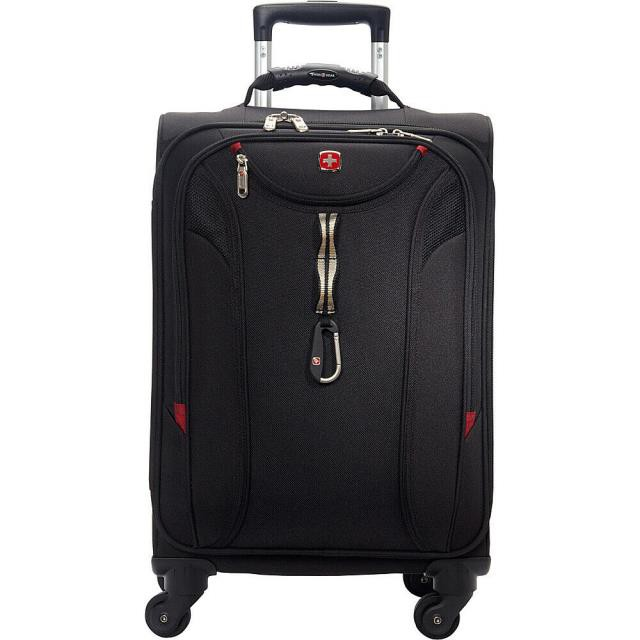 春新作の swissgear 旅行用品 キャリーバッグ SwissGear Travel Travel Gear 旅行用品 1900 Spinner Spinner Carry-On Luggage Softside Carry-On NEW, Ys Wig SHOP:173c22d1 --- kzdic.de