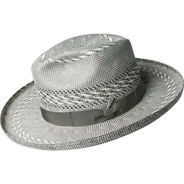 【別倉庫からの配送】 Bailey of Hollywood その他 Bailey of Hollywood Gravely Hat - S - Grey/Natural Hats/Gloves/Scarve NEW, 江北町 070d8c85